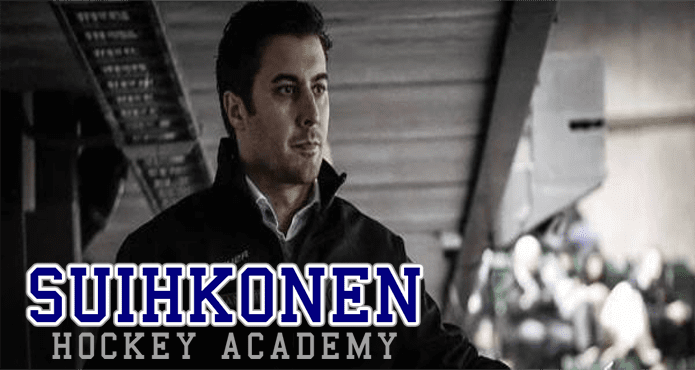 Spin-O-Rama Suihkonen Hockey Academy Ice Hockey Coach Tips and Drills crossover shot shooting stride snap shot keys successful ice hockey coaching triangle