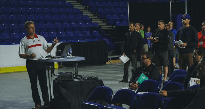 Corey McNabb Hockey Coach Use of Technology Hockey Canada Ice Hockey Coach Tips and Drills