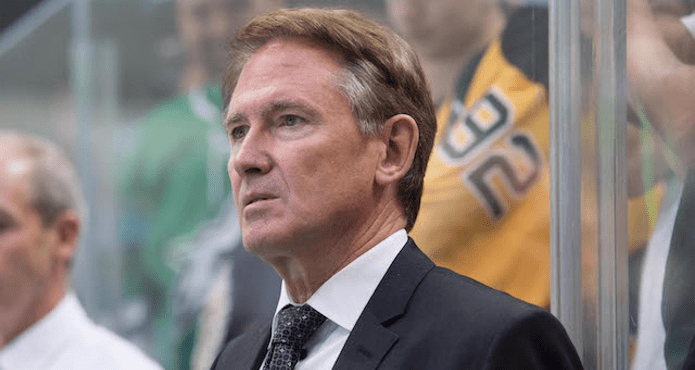 Mike Johnston Neutral Zone Transitions Ice Hockey Coach Tips and drills