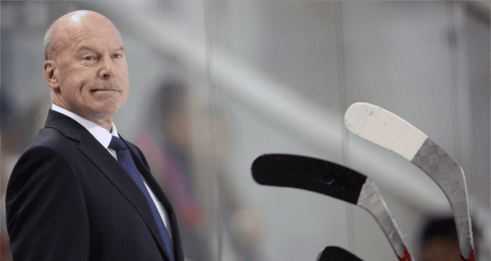 Mike Keenan Having a sense of Mission Ice Hockey Coach Tips and Drills