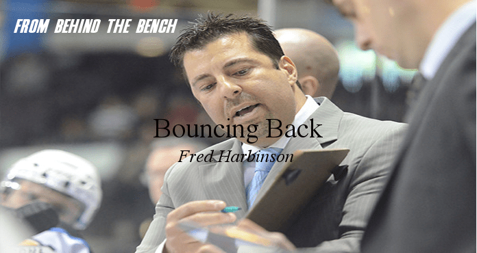 Fred Harbinson Bouncing Back Penticton Ice Hockey Coach Tips and Drills