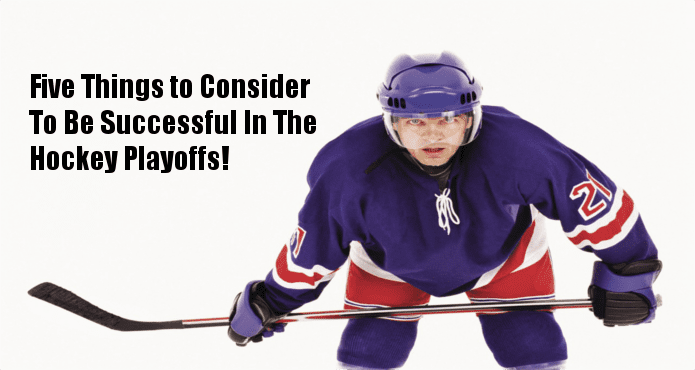 Ice Hockey Playoffs Coach Tips and Drills Walter Aguilar Mindfulness