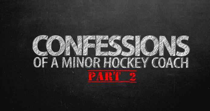 Confessions Hockey Coach Kelvin Cech Drills