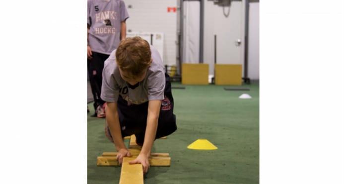 Andrew Hopf Ice Hockey Training Train Tips and Drills Owen Sound Attack