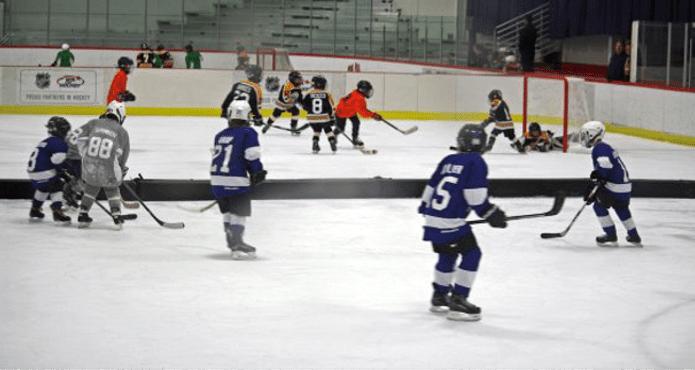Hockey Coach Constraints
