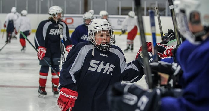 Tournament Teams Ice Hockey Tips and Drills