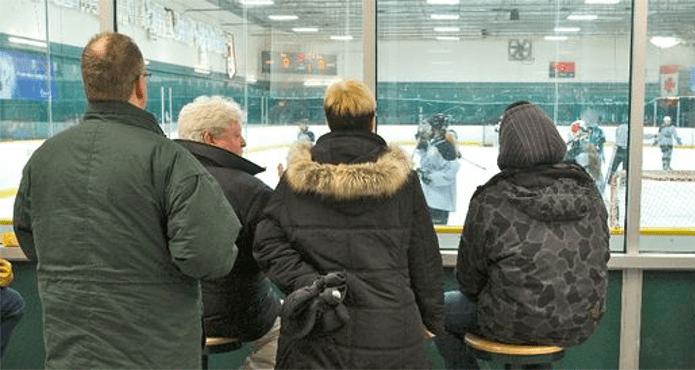 Kyle Elmendorf Minor Hockey Tryouts Ice Hockey coach tips and drills