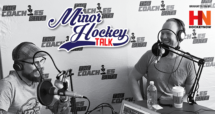 Hockey Development Minor Hockey Talk Mark Fitzgerald Anahiem Ducks Hockey Coach