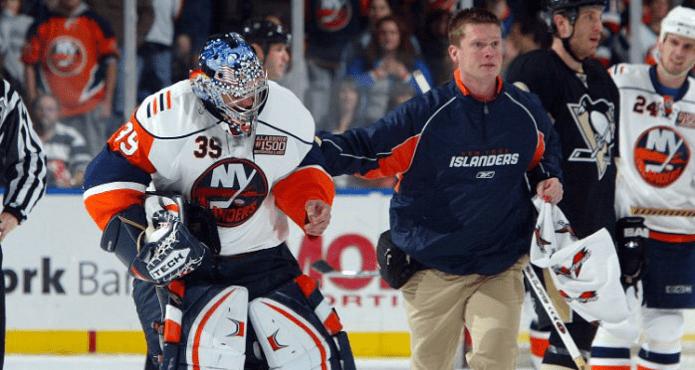 Injuries Walter Aguilar Hockey Coach