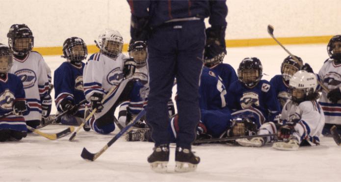 Hockey Guy Hockey Coach Minor Hockey Seafair Hockey