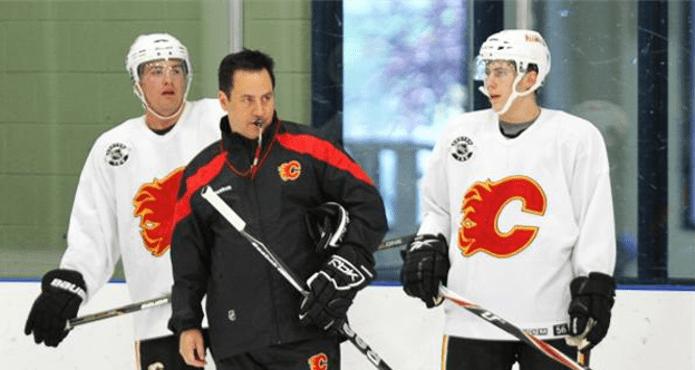 Troy Ward Hockey Sons Minor Hockey Talk Podcast Ice Hockey Coach Tips and Drills