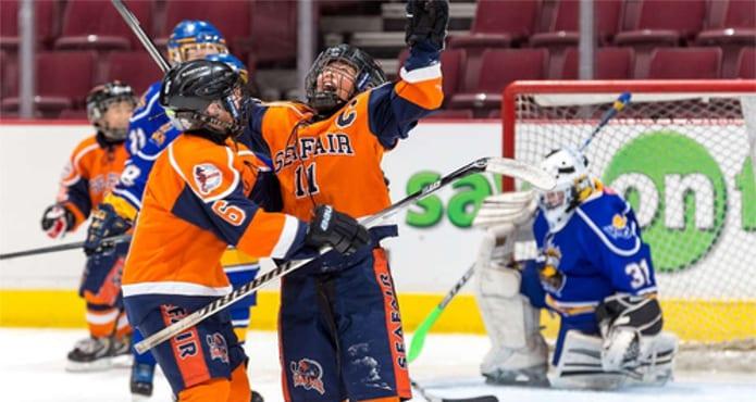 Hockey Coach Minor Hockey Seafair