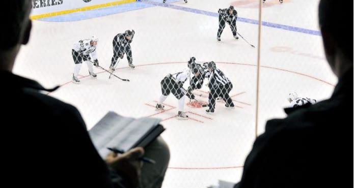 College Hockey Coach Recruitment Prodigy Hockey Topher Scott