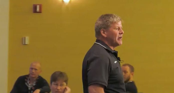 Situational Awareness Bill Peters NHL Carolina Hurricanes Ice Hockey Coach