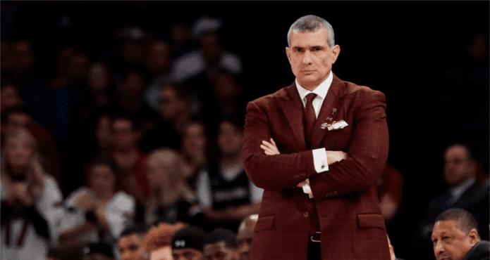 Frank Martin South Carolina NCAA Baskett Ball Coach