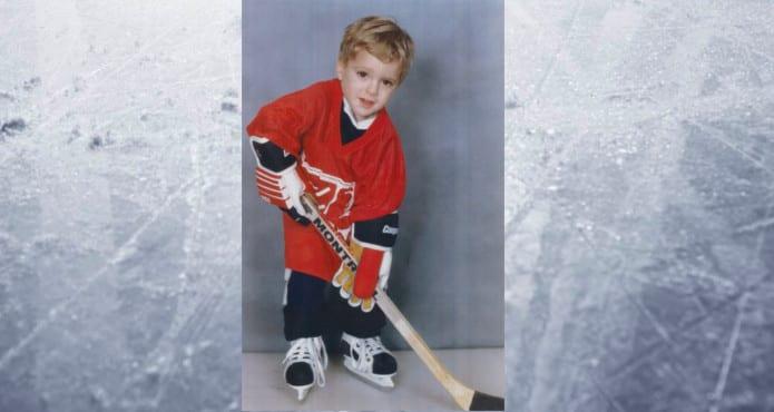 Youth Hockey Minor Hockey Ice Hockey Coach Topher Scott