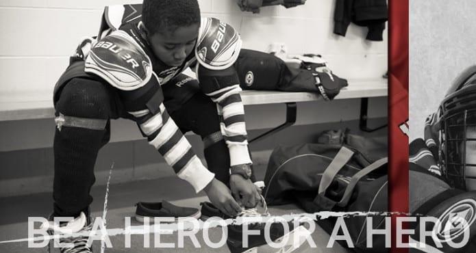 Norm Flynn Minor Hockey Talk Youth Hockey Coach Ice Hockey HEROS