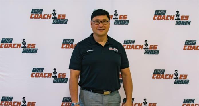 Jim Paek Ice Hockey Coach Tips and Drills Interview South Korea Olympics