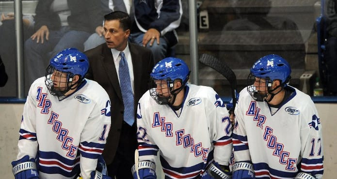 Ice Hockey Coach Perform Best Walter Aguilar Mindfulness