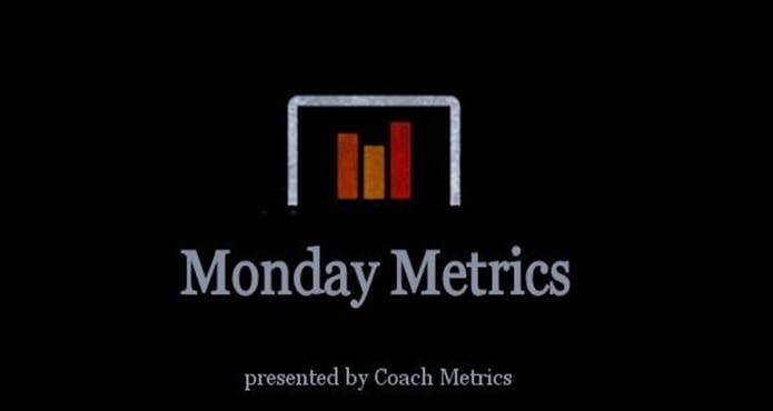 Bench Metrics Joel Beal Jay Varady Michael Zucker Monday Metrics Sacred Heart use analytics Brennan Sonne tracking Chris Hartsburg Erie Otters feedback
