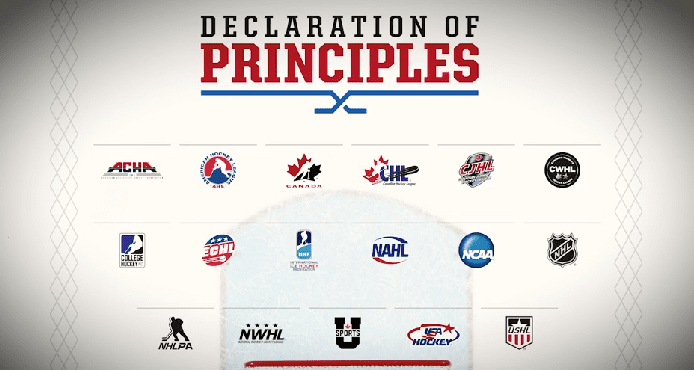 Coaching Philosophy Declaration of Principles NHL Hockey Canada Kelvin Cech Ice Hockey Coach Tips and Drills