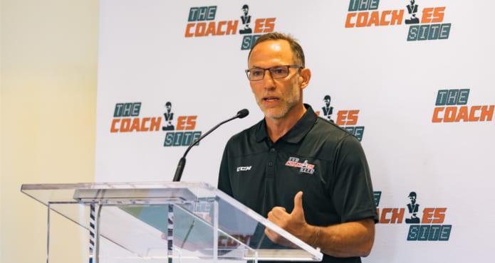 Ray Ferraro TSN Ice Hockey Analyst Coaching Tips and Drills Building a Player
