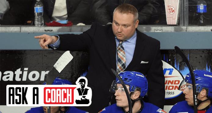 Jason Fortier Ask A Coach BCHL Coquitlam Express Process Challenge