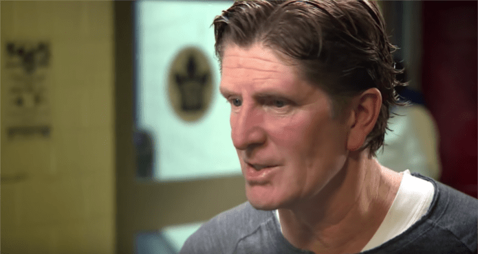 Mike Babcock Mental Toughness NHL Toronto Maple Leafs CBC Mental Health