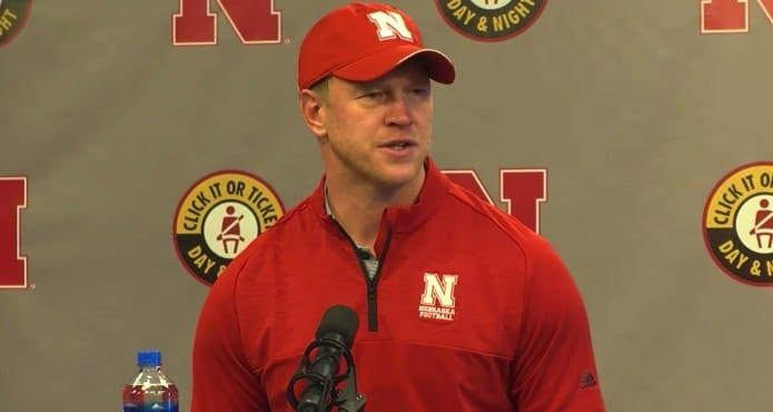 fear failure Head Coach Scott Frost University of Nebraska Football