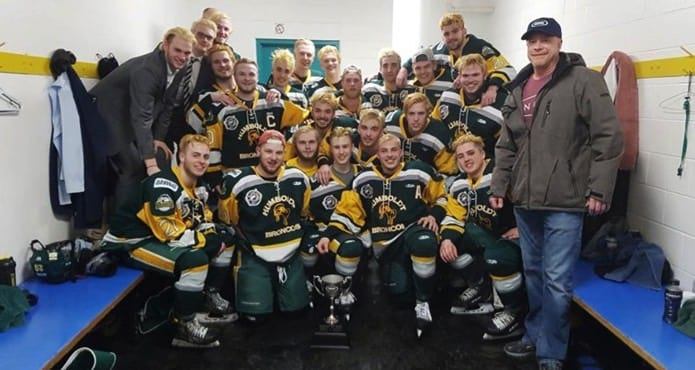 Humboldt Broncos Aaron Wilbur The Coaches Site Ice Hockey Tips and Drills