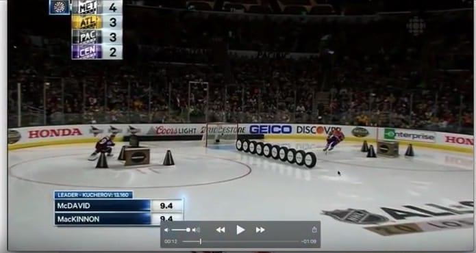 hockey technology Jayson Yee Ice Hockey Coach Train 2.0
