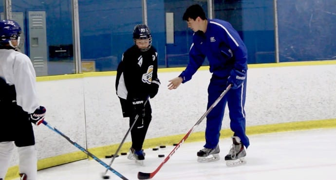Meetings Ice Hockey Tips and Drills Mike Coldham Think Less Play More Train 2.0 Jason Yee