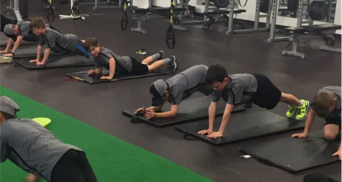 Mike Pickles Off Season Assessments Dryland Training Ice Hockey Coach Tips and Drills