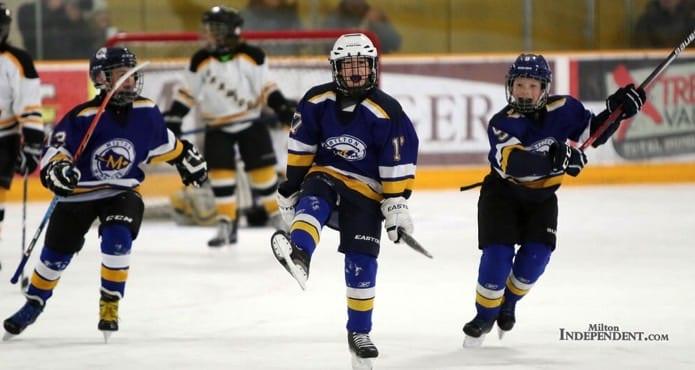 Youth Hockey Brad Hamacher