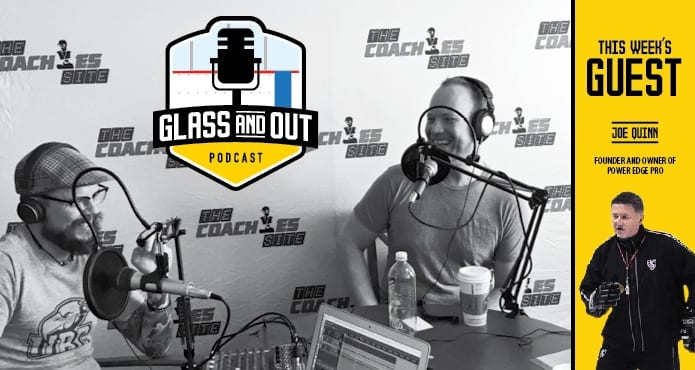Joe Quinn Podcast Glass and out Connor Mcdavid