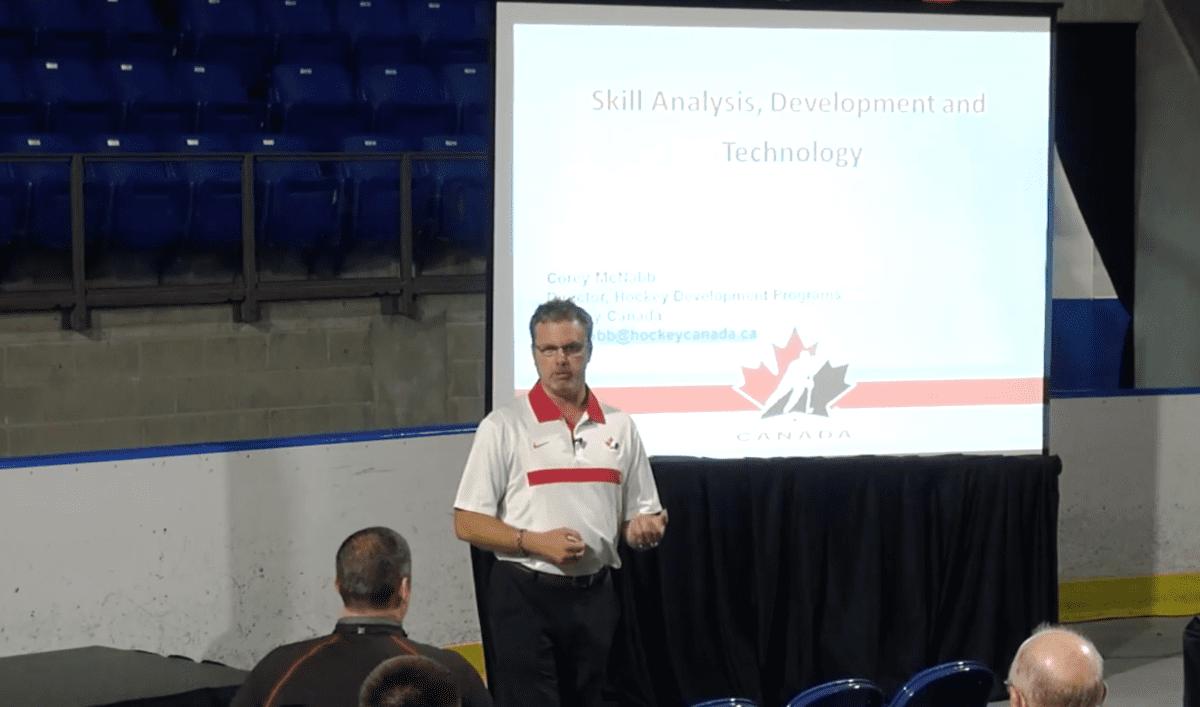 Corey McNabb, hockey canada, skill development