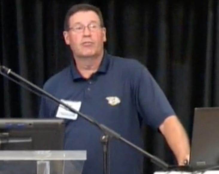 Brent Peterson, nhl, Nashville predators, adversity, coaching