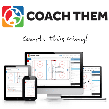 Coachthem Mike Weaver Ice Hockey Drills