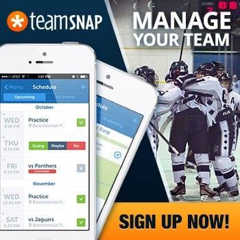 Teamsnap Ice Hockey Manage your team