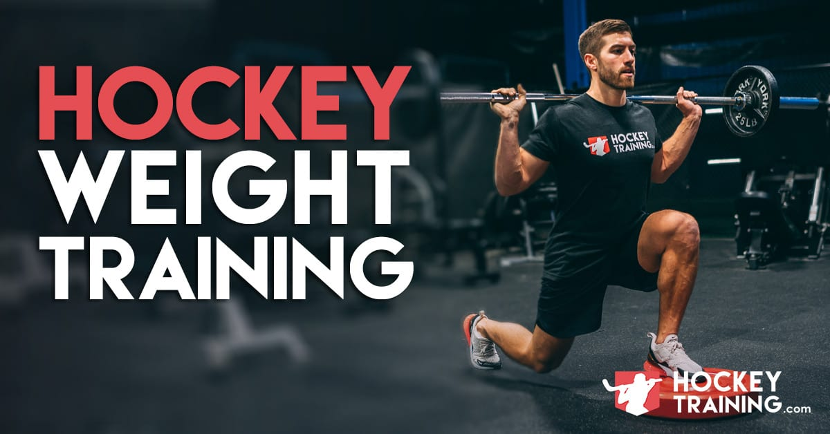 Hockey Players Training HockeyNow