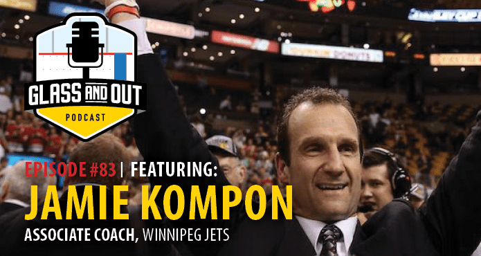 Jamie Kompon Assistant Coach Winnipeg Jets NHL