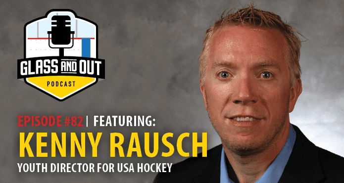 Kenny Rausch USA Hockey Development