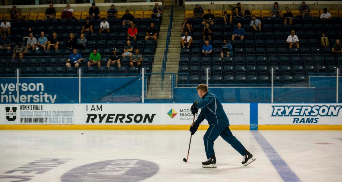 Tim Turk Ice Hockey Coach