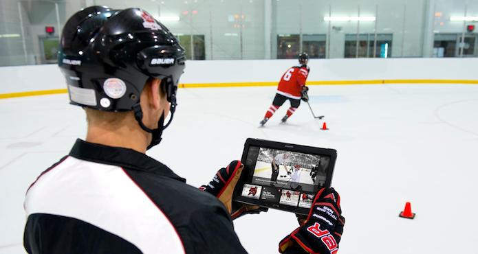 hockey canada video