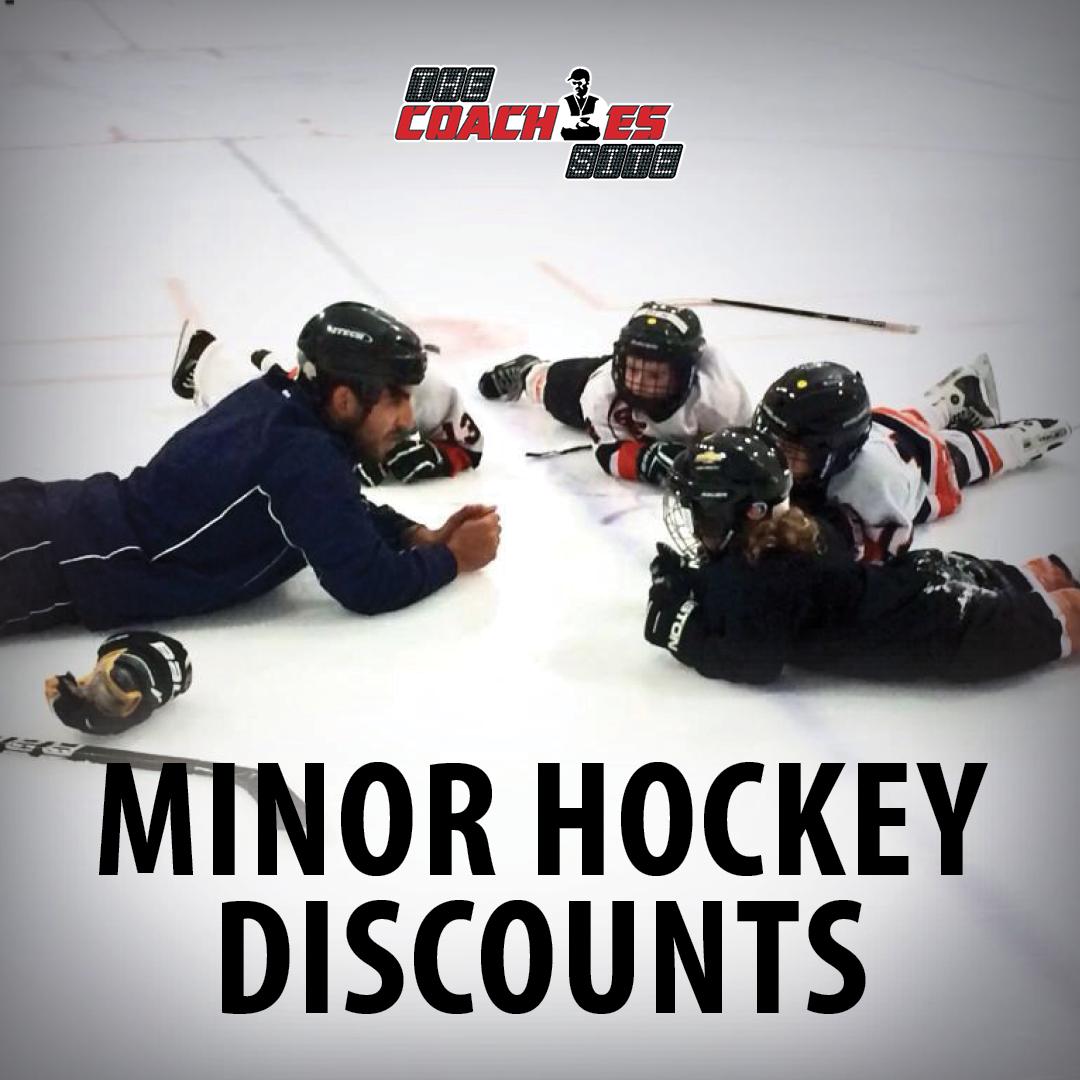 Minor Hockey The Coaches Site