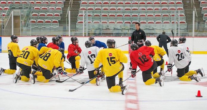 hockey canada practice